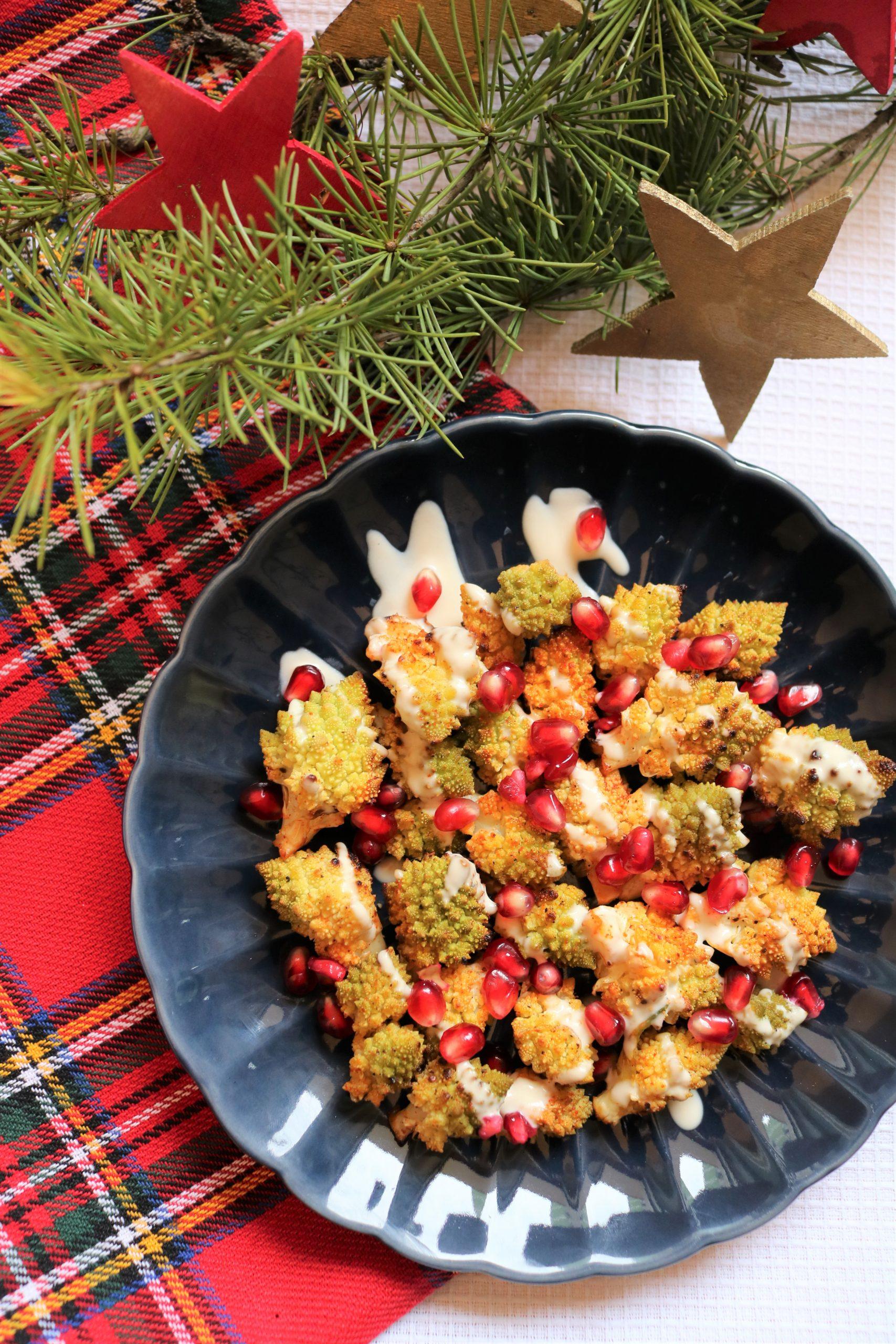 Natale all'insegna del Veg: menù vegetale al 100%